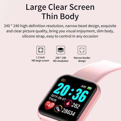 Hot Selling D20/Y68 Smart Watch Fitness Bracelet image 11