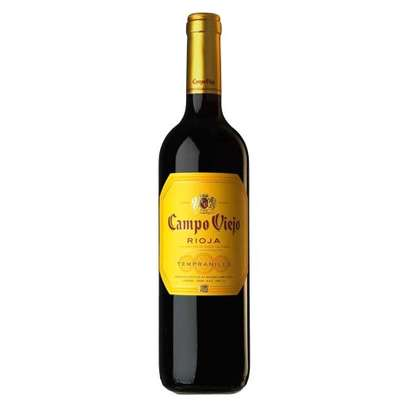 Campo Viejo Tempranilo Red Wine - 750ml image 1