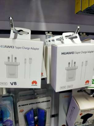 Huawei  Charger  type c image 1