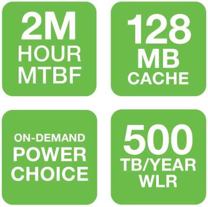 Seagate 8TB Exos 7E8 512e SATA III 3.5″ Internal HDD (ST8000NM0055) image 4