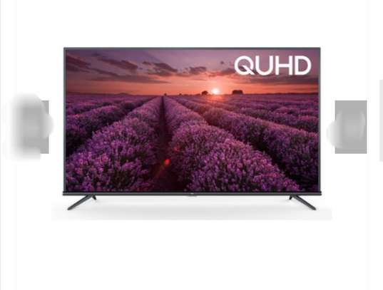 TCL 50 Inch 4K QUHD ANDROID AI SMART - 50P8S image 2