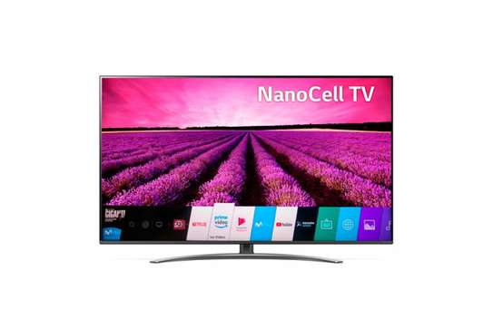"""LG 55SM8100 - 55"""" - Smart Super UHD 4K TV with Nano Cell™ Technology - Silver image 2"""