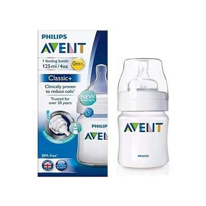 Philips Avent Classic Baby Feeding Bottle- 125 ml image 1