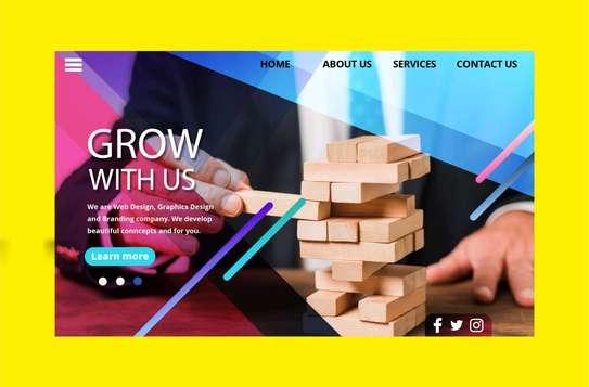 Web Design and Ecommerce Sites image 1