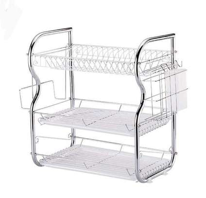 Dish Rack*Stainless Steel*KSh3000 image 1