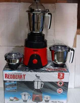 Commercial blender with Unbreakable jug, RB109 image 2