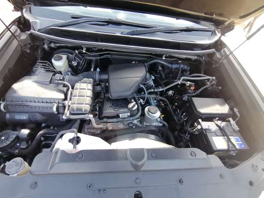 Toyota Prado TX 2013 with Sunroof and leather seats image 2