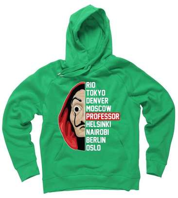 Money Heist Hoodies