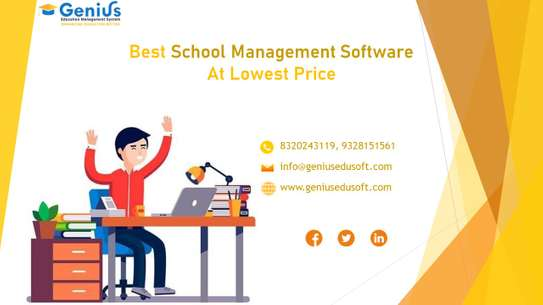 Best School Management Software At Lowest Price
