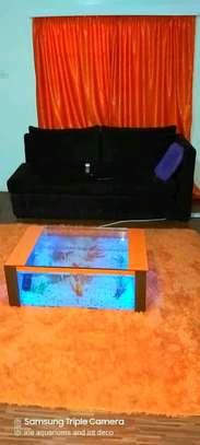 Coffee Table Aquariums. image 2