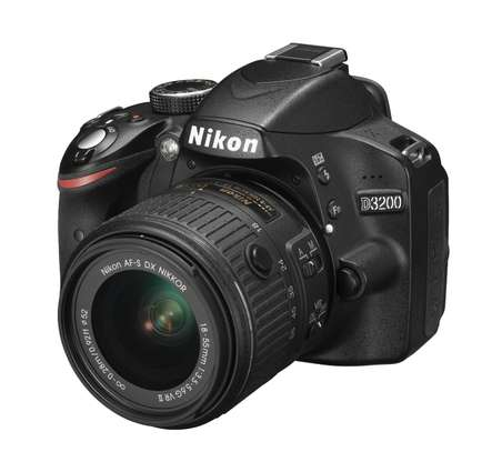 NIKON D3200 DIGITAL CAMERA-REFURBISHED image 2