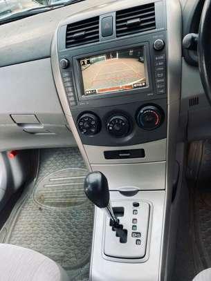 Toyota Axio image 8