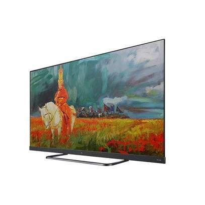 TCL 65 65C8 Smart Android 4K QUHD TV- AI-IN Series C, Netflix, YouTube image 2