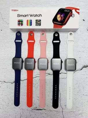 2021 Series 6 Newest T55+  Smartwatch Intelligent Reloj Waterproof Bluetooth Music Control Health Fitness Bracelet image 8