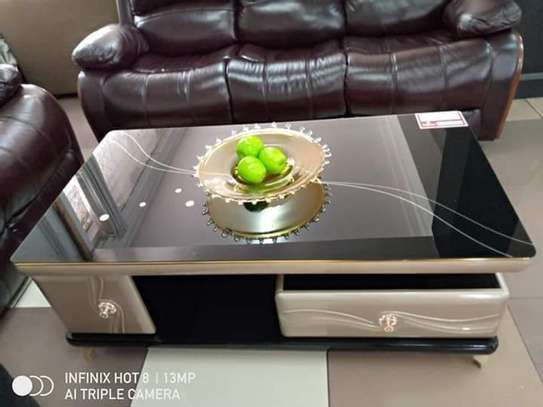Classic coffee table image 1
