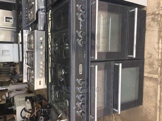 Leisure RCM10CRK 100cm Cuisine Master Electric Range Cooker image 3