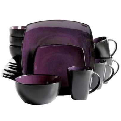 24 pieces Ceramic Dinner set image 1