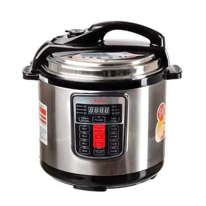 Bosch High Quality Multifunctional Electric Pressure Cooker image 1