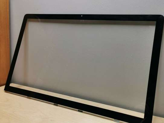 Apple iMac 27-Inch Mid-2011 / Mid-2012 A1312 Front Glass Panel Screen Cover image 1