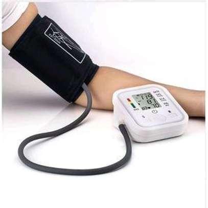 Arm Blood Pressure Monitor,Automatic Digital Upper Blood Pressure Cuff Machine image 1