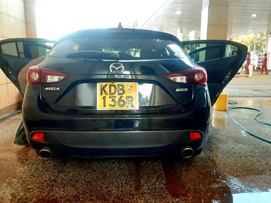 Mazda Axela for Hire image 3