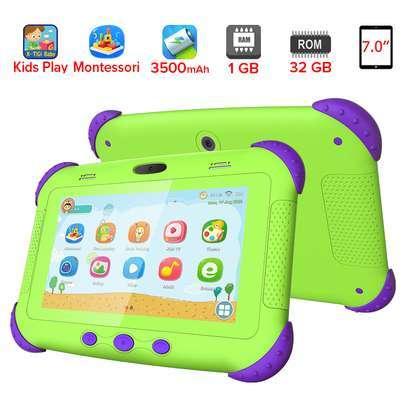 "Kids7 Pro 7.0"" Children Tablet- 32Gb- Dual sim image 1"