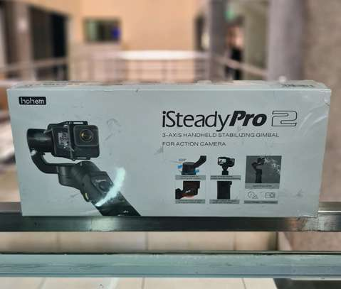 Hohem Isteady Pro2 Splash-proof 3-axis Action Camera Gimbal image 1
