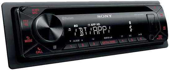 Sony MEX-N4300BT Built-in Dual Bluetooth Voice Command CD/MP3 AM/FM Radio Front USB AUX Pandora Spotify iHeartRadio iPod / iPhone Siri and Android Controls Car Stereo Receiver image 5