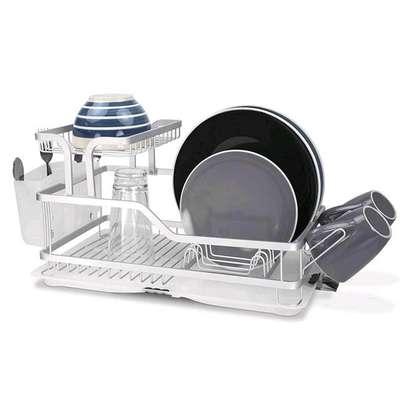 Dish rack silver image 1