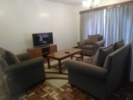 Stunningly Beautiful 2 Bedrooms Apartment Fully Furnished In Lavington image 4
