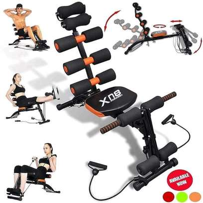 Six pack care/gym/home gym/Weight loss machine image 2