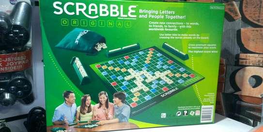 Scrabble Brand Crossword Game image 1