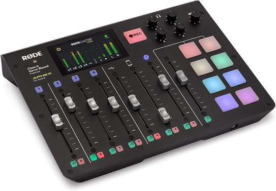 Rode RODECaster Pro Podcast Production Studio image 1
