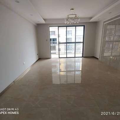 Executive and newly built 3bedroom apartment image 9