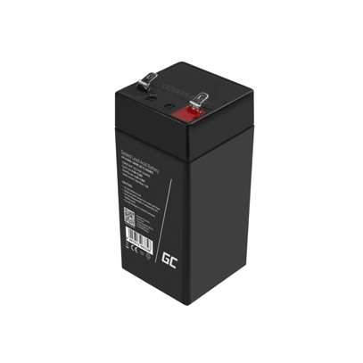4V 4.5AH Rechargeable lead acid battery 4v 4.5ah for electronic scale and medical machine image 1