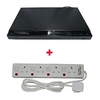 Vitron V4 DVD Player + Free Extension image 1