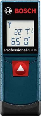 BOSCH GLM 20 Blaze 65' Laser Distance Measure image 3