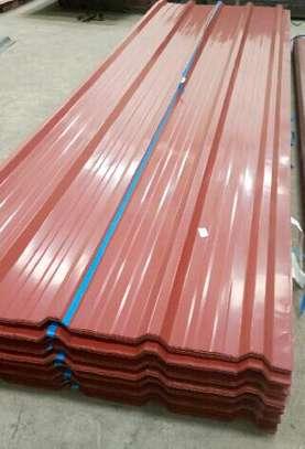 iron sheets,coloured box profile