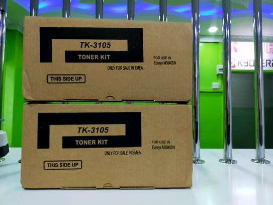 Best quality Kyocera TK 3105 toners for Ecosys M3040dn image 1