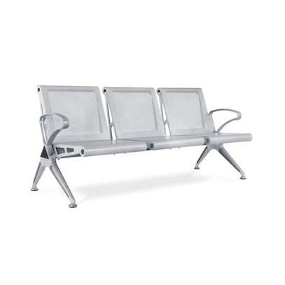 OFFICE 3 SEATER LINK CHAIR image 1