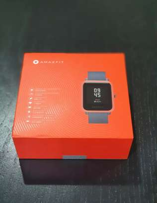 Amazfit Bip S Smart Watch with Built -in GPS, 15-Day Battery Life, Always-on Display, 5ATM Water Resistance image 1