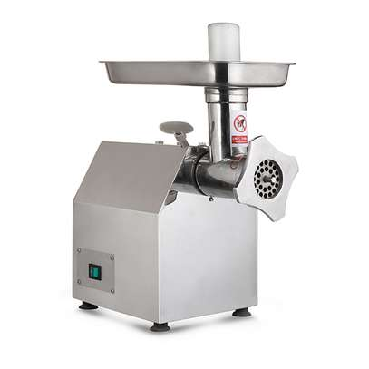 Stainless steel industrial electric meat grinder price image 1