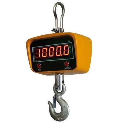 Digital LED Crane Scale image 1