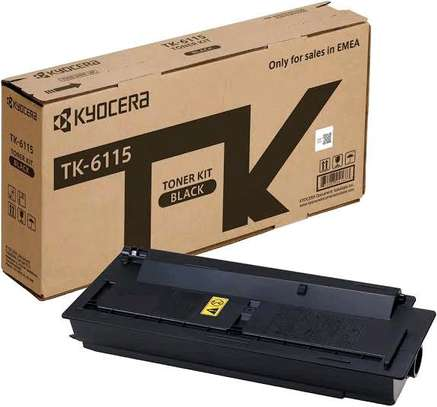 kyocera tk-6115  toner cartridge black