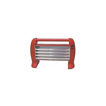 Ketao Halogen Room Quartz Heater - Red