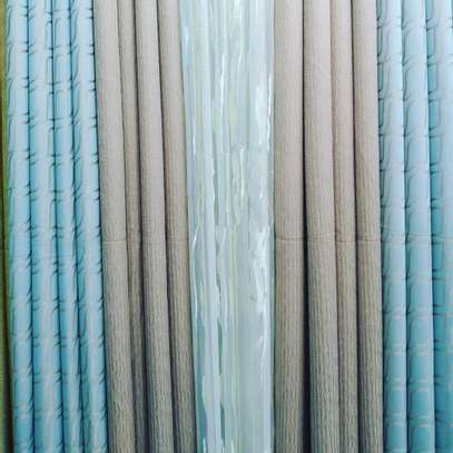 GRACEFUL SHEERS AND CURTAINS PER METRE image 1