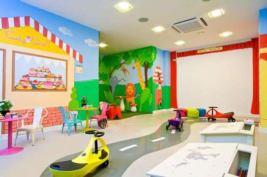 Mural paintings(for creative spaces)