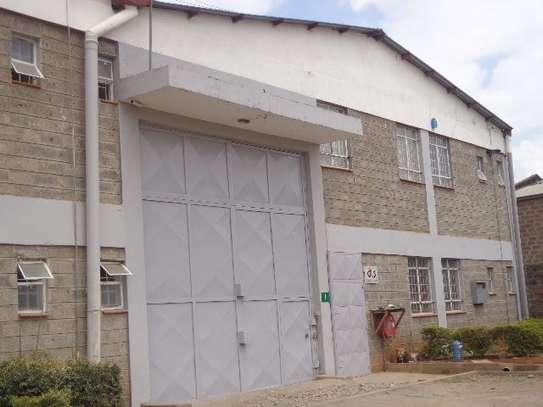 Baraka/Nyayo - Commercial Property, Warehouse