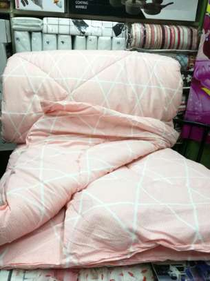 Quality cotton duvets with one pillow case image 10