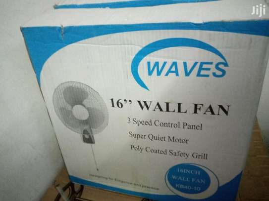Brand New Waves Wall Fans image 3